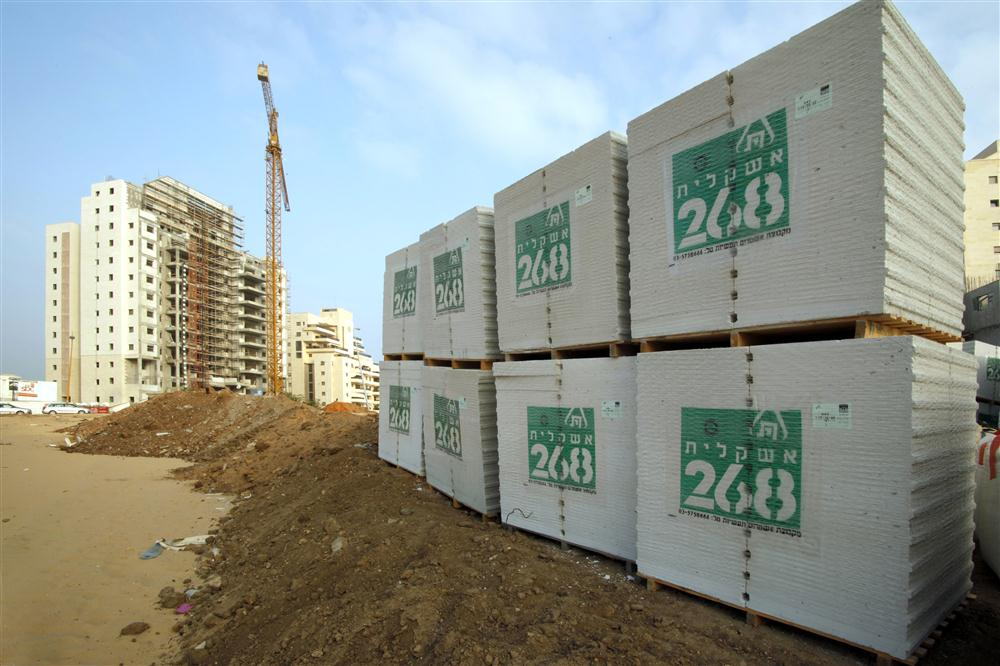 White Blocks for Green Building
