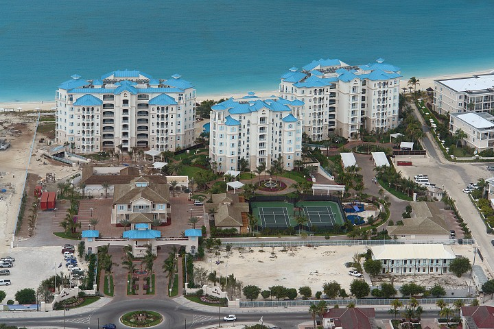 Seven Stars Hotel, Turks and Caicos | Construction