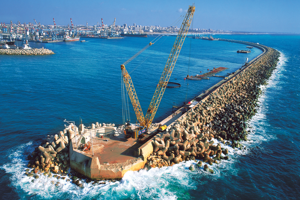 Ashdod Marina: Infrastructures And Mega-Projects