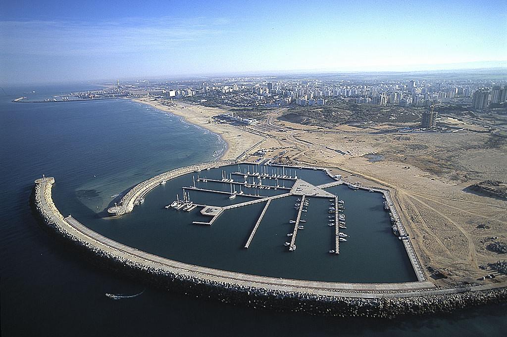 Ashdod Marina: Infrastructures And Mega