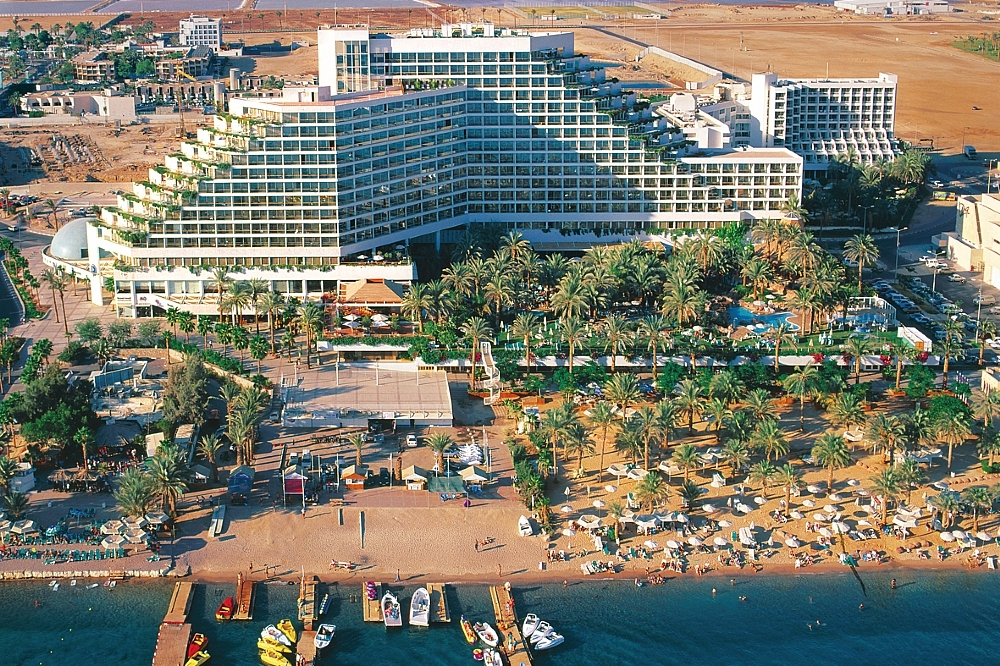 Royal Beach Hotel Eilat